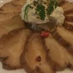 ロジウラ - いぶりがっこ&クリームチーズ