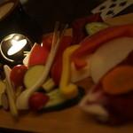 WINE&PIZZA HACHI - バーニャカウダ