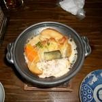 秋田きりたんぽ屋 - 2013.12.25 の画像