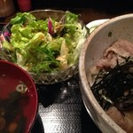 23795865 - 芳寿豚の極上豚丼御膳