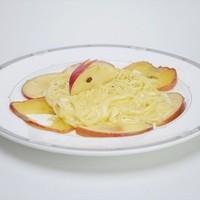月乃ひかり亭 - チクマ農園のりんごを使った料理