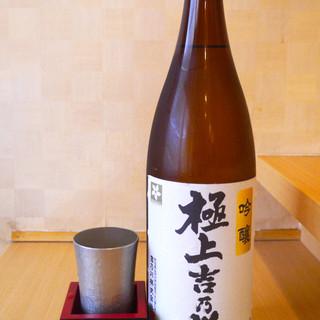 寿司にぴったりの一杯
