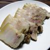 珍洞 - 料理写真:「珍島コース」ポッサム(茹で豚)1人前
