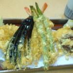 長司 - 天婦羅(盛合せ)¥1500