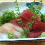 長司 - お刺身 ¥時価