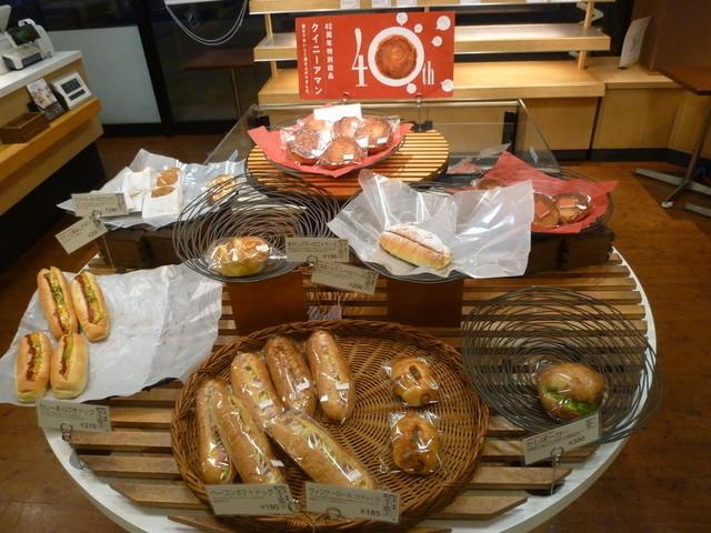 香芝サービスエリアで、鶏のような食感の大和ポーク 「かしばーガー(300円)」 : リトルマーメイド 香芝サービスエリア店