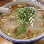 チノス - サンマーメン(ハーフ)