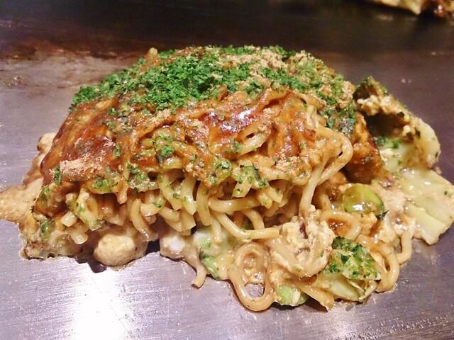 戸田亘のお好み焼 さんて寛 - きじ流モダン焼