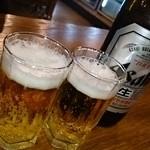 23804995 - 瓶ビール(大瓶)¥500