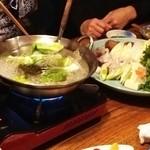 23807732 - 河豚鍋