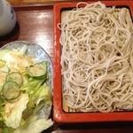 長岡屋総本店 - そばとサラダ