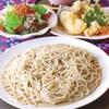三宮庵 - 料理写真:こだわりの蕎麦をお楽しみください。