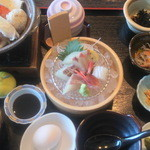 23811023 - みかん鍋定食¥1.800.-
