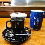 おさらぎ - コーヒー
