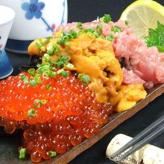 赤字覚悟!鮮度満点のお魚、食べてみんしゃい☆