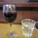 ウチョウテン - グラスワイン