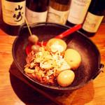 煮込みDining Choi.s - Choi.s名物!ワイン煮込み。創業から注ぎ足し続けた出汁は絶品