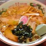 しょうちゃん食堂 - チャーシューメン (750円)