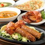 インド料理 ムンバイ - パーティーコースはお得な飲み放題プランも選べます