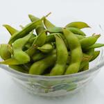 ハーツカフェ - 枝豆