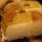 吉野鯗 - 鯛寿司