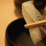 吉野鯗 - 船場汁 塩鯖
