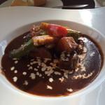 NAOMI - 一日10食限定のビーフシチュー