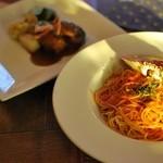 コンポステラ - 料理写真:渡り蟹のパスタ