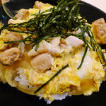 名代 箱根そば - 親子丼セットの親子丼