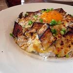 23818614 - 茄子とチーズのキーマカレー(7辛)