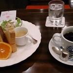 朝日珈琲サロン -