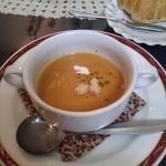 パスタココ・ピッコロ - かぼちゃスープ