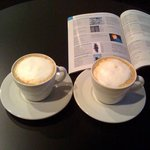 ラ ポーザ カフェ - CAFFELLATTE