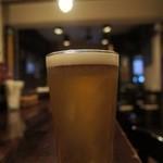 ビアベリー - 箕面ビール 桃サワーエール(Pint)