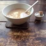 トリトンカフェ - カフェオレ