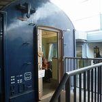 交通科学博物館 食堂車 - 交通科学博物館 食堂車(大阪)