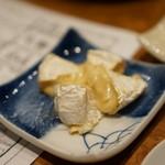 酒仙 しんばし光寿 - カマンベール味噌漬け