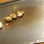 相模大野ぱすたかん - 牡蠣バター4個