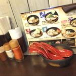 吉山商店 - テーブルの上 【 2014年1月 】