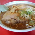 すゞや食堂 - 料理写真:醤油ラーメン 2014.1 500円