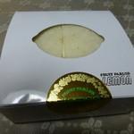 フルーツパーラーレモン - 2014.01 フルーツサンド