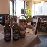 タンドリーキッチン - ネパールのビール&ネパールのラム酒☆