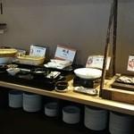 三田ホテル - 朝食バイキング
