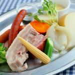 ◆ベルナープラッテ(首都ベルンの代表的料理)