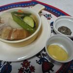 スイス料理 ハウゼ - 料理写真