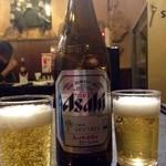 猪八戒 - 瓶ビール(530円)