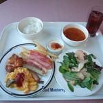 ホテルモントレ ラ・スール大阪 - 朝食バイキング