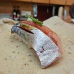 たつみ寿司 - 真鯖
