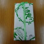 八竹 - 包装