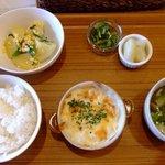 cafe Sawala - 日替わりランチ800円